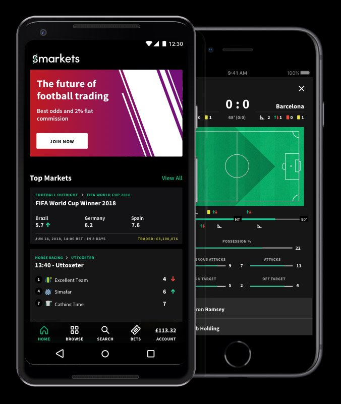 Smarkets Betting Exchange