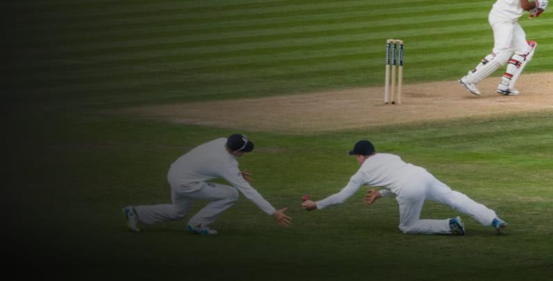 England vs. India